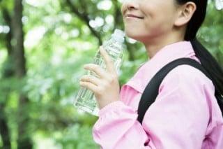 ③:水分補給・熱中症