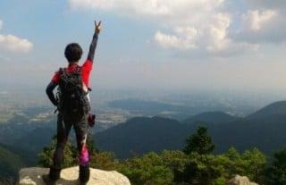 夏の登山やトレッキング
